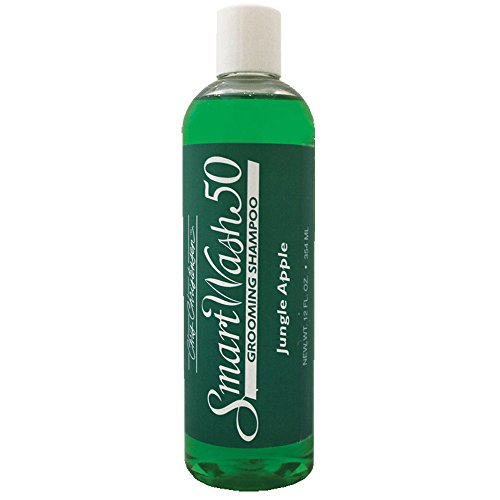 Image of Chris Christensen Chris Christensen 12 oz. Smart Wash 50 Jungle Apple Shampoo