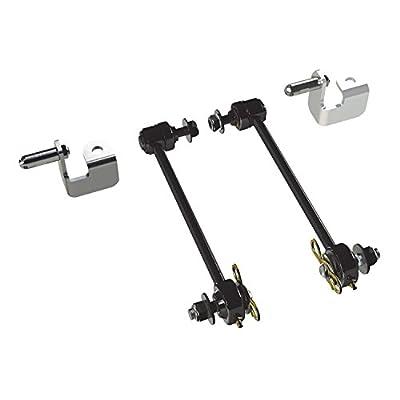 "Teraflex 1753010 JK/JKU 0-2.5"" Lift Front Sway Bar Quick Disconnect Kit (8-1/2""): Automotive"