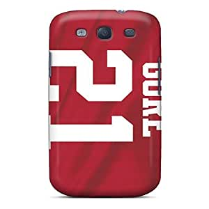 Tpu Case Cover Compatible For Galaxy S3/ Hot Case/ San Francisco 49ers