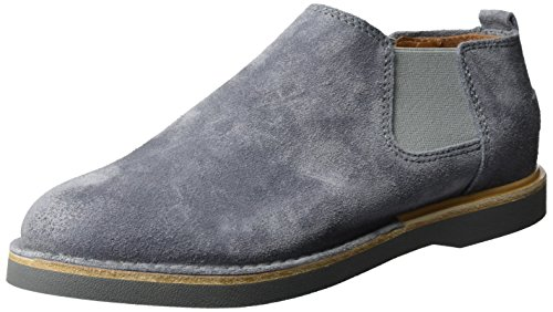 Shabbies Amsterdam Shabbies Chelsea Boot / Halbschuhe, Zapatillas de Estar por Casa para Mujer Azul (Denim)
