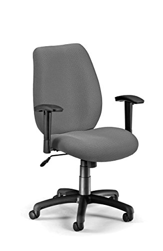 OFM 611-13 Ergonomic Managers Chair, Graphite