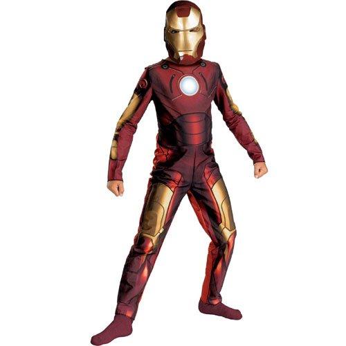 Iron Man Costume - Large (Infant Iron Man Costume)