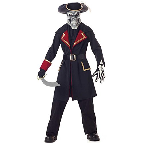 Captain Scurvy Child Halloween Costume Size 6-8 for $<!--$38.99-->