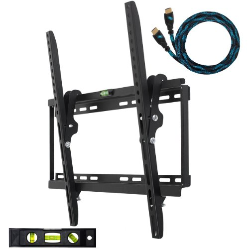 Cheetah Mounts APTMSB Flat Screen TV Wall Mount Bracket for