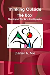 Thinking Outside the Box: Meaningful Words in Coolligraphy Paperback