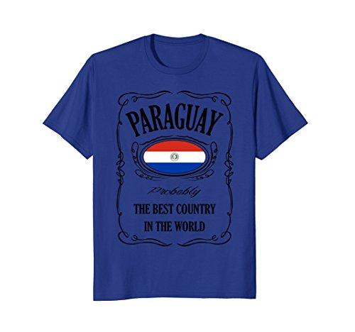 Paraguay Flag T-shirt - Paraguay Flag T-shirt
