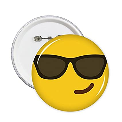 DIYthinker Gafas de Sol Cool Amarillo Cute Lovely Chat en ...