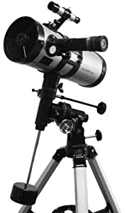 Seben Telescopio Reflector Zoom 1000-114 Star Sheriff Big Pack KT4