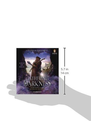 Gathering Darkness: A Falling Kingdoms Novel: Amazon.es ...