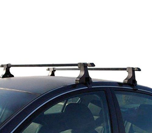 48 Telescopic Rack Roof Car Top Cross Bars Crossbars Luggage Cargo Rack by Phumon567 (Cross Bars Chevy Traverse)
