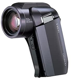 Sanyo Xacti HD1010 4MP MPEG4 High Definition 1080i/1080p Camcorder with 10x Optical Zoom (Discontinued by Manufacturer)