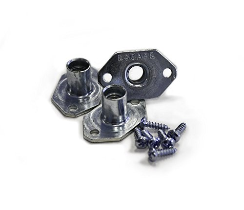 Escape Climbing Industrial Gym T-Nut | Durable Steel Hardware | Easy Installation with Hardware Included (500) by Escape Climbing