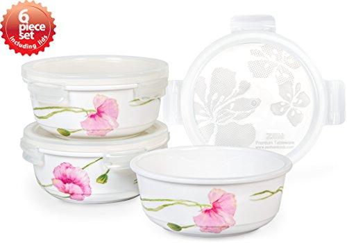 microwave ceramic bowls - 3