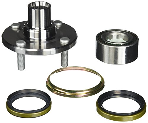 GSP 699507 Axle Bearing and Hub Assembly - Left or Right Front (Driver or Passenger - Axle Toyota Cv Corolla