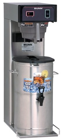 BUNN 3 Gallon TB3 Automatic Iced Tea Brewer w/ 1680 Watt Heater