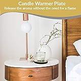 Coffee Mug Warmer Candle Warmer Plate - Mug Warmer