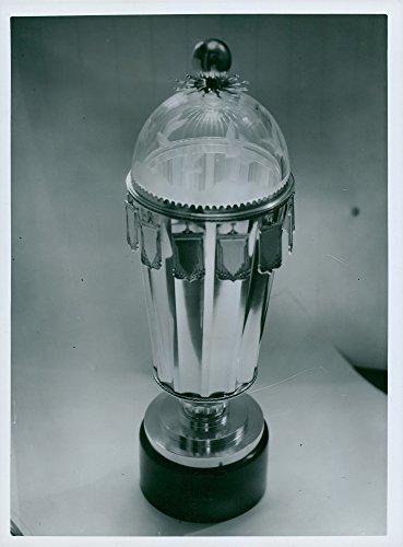 Vintage photo of197;ngstr246;ms trophy, air racing - 9 September 1938