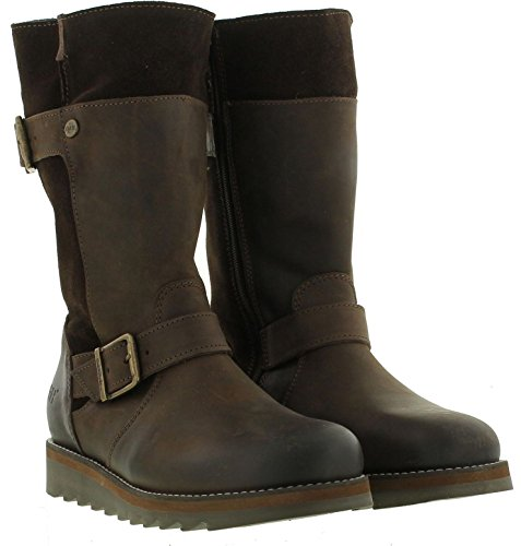 Boots Oak Dark Coast amp; Brown Calf Demi Mid Hyde vvgqwYB
