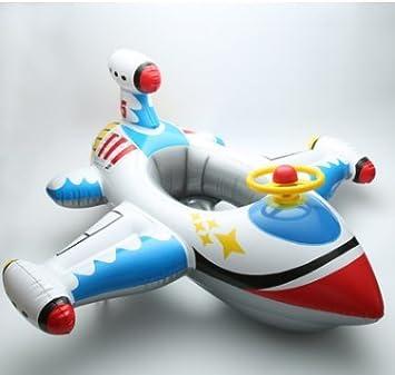 SW-Ning - Flotador hinchable para piscina, piscina infantil, pistola de agua, pistola de avión, inflable, flotador, barco, natación: Amazon.es: Deportes y ...