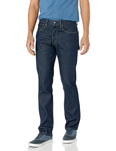 Levi's Men's 501 Original Fit Jean, The Rose-Stretch, 35W x 32L