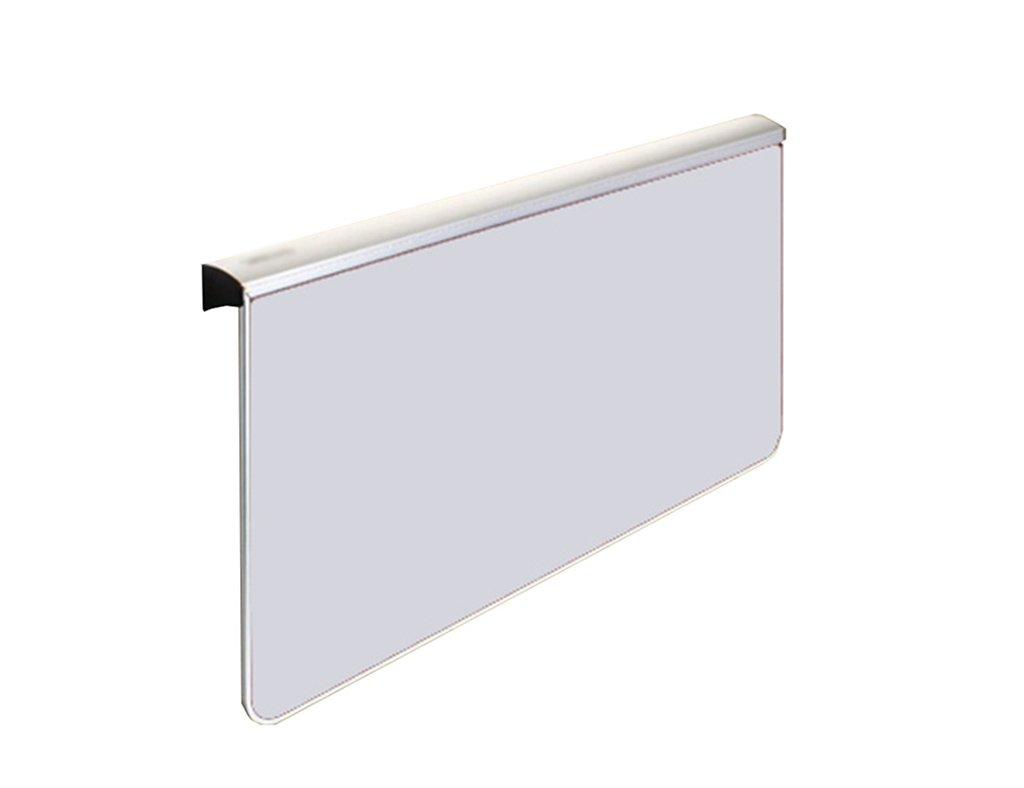 壁掛けソリッドウッドテーブル折りたたみ式ダイニングテーブルコンピュータデスク学習テーブルライティングデスクカラーサイズオプション ( 色 : 白 , サイズ さいず : 100cm*58cm ) B07B8816X5 100cm*58cm|白 白 100cm*58cm