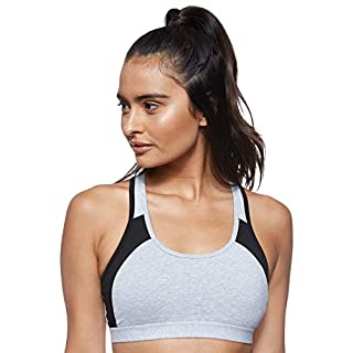 41vwlCGHgIL. SS320 Jockey Women's Cotton Padded Active Bra