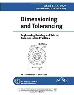Amazoncom Dimensioning And Tolerancing Asme Y145m 1994