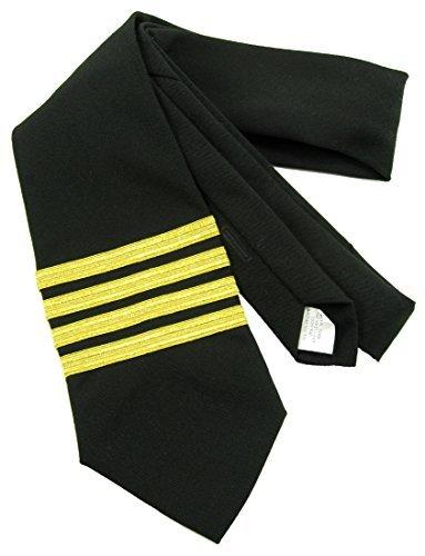 Pilot Epaulet Tie (4 Stripe)