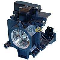 Mwave Lamp for EIKI LC-WXL200 Projector Replacement with Housing
