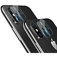 Camera Lens Protector for iPhone Xs X Xs Max - [4 Pack]...