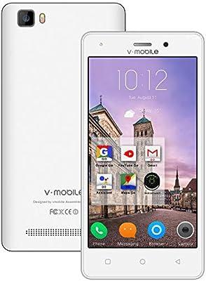 Smartphone y Moviles Libres Baratos, v·Mobile A11 Dual SIM 4G ...