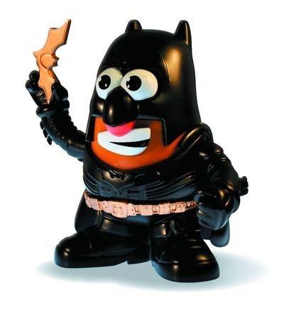 Mr. Potato Head Dc Comics Spuds Batman Dark Knight Figure Toy