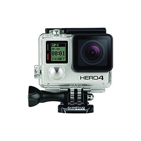 410701b08ca GoPro HERO4 BLACK: Amazon.co.uk: Camera & Photo