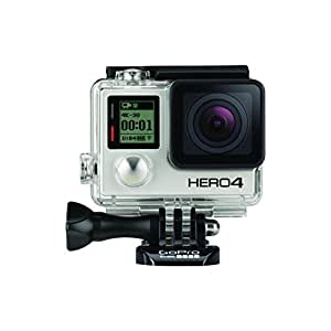 GoPro HERO4- Black Edition - International Version (No Warranty)