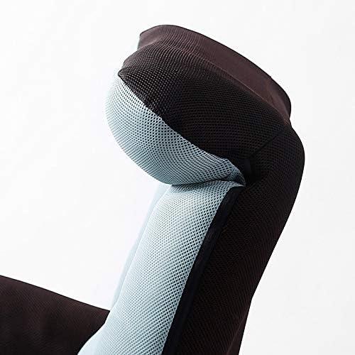 DWWSP Décoration d'intérieur Chaise de Salon Moderne Relax Fauteuil Sclailleur de Style Japonais Simple Canapé Chaise Tissu Chaise Maternelle rembourrée