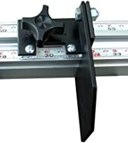 Rousseau 3870R Right Side Flip Stop for 3800R and 6000R Miter Saw Stand Extension Arms