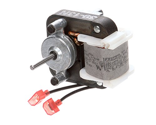 Traulsen 403-130-051-800 Evaporator Fan Motor for Pizza Prep Table (Traulsen Table Prep)