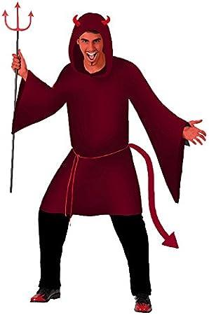 Atosa – 29744 – Disfraz de Demonio Hombre – Talla 2: Amazon.es ...
