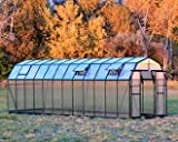 Grandio Elite 8×24 Greenhouse Kit – 10mm Twin-Wall Polycarbonate For Sale