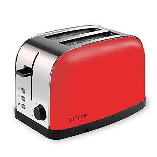 vintage 4 slice toaster - 7