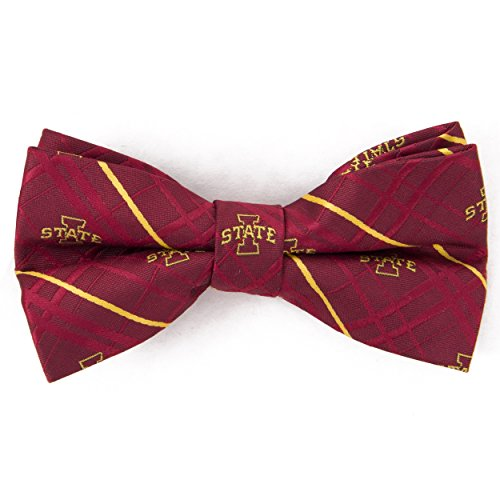 Eagles Wings Iowa State University Oxford Bow Tie