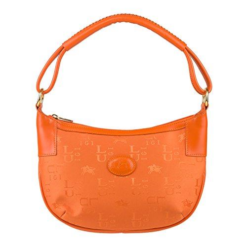Luigi 81555 - Bolso al hombro de sintético mujer Naranja - Naranja