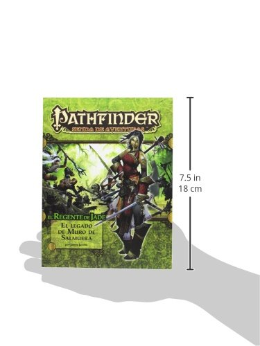 Amazon.com: Devir – Pathfinder: The Deity of Jade: The ...