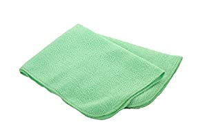 E-home Microfiber Cleaning Cloths -10 Pack (12x16 Inch),High Absorbent, Lint-free, Streak-free,All-purpose Household Microfiber Cleaning Towels for Kitchen, Car, Windows, Cleans without Chemicals