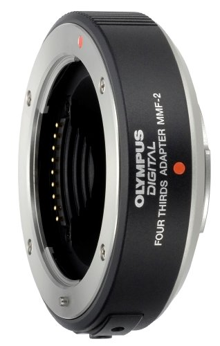 Olympus Mmf-2 Four Thirds Lens Adapter For Micro Four Thirds Cameras by Olympus