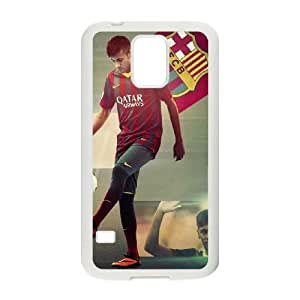 Samsung Galaxy S5 Cell Phone Case White Neymar Back Hard Phone Case Cover XPDSUNTR03386