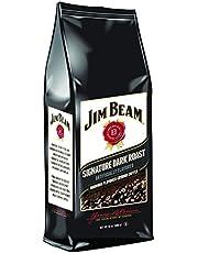 Jim Beam Signature Dark Roast, 12 Ounce (Pack of 6)