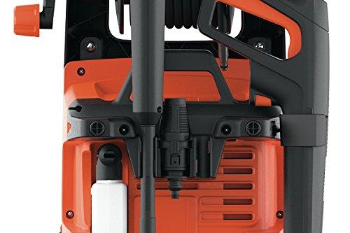Black+Decker BXPW2200PE Idropulitrice ad Alta Pressione con Patio Cleaner Deluxe e Spazzola Fissa (2200 W, 150 bar, 440 l/h) 4 spesavip
