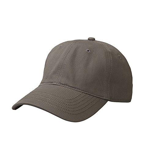 ee3210904b2dd Ouray Sportswear Epic Cap, Dark Grey, Adjustable