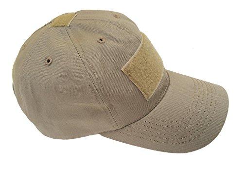 Empire Tactical USA American Made Tan Operator Tactical Hat